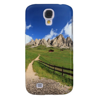 Gardena pass - Cir Dolomites Samsung Galaxy S4 Case