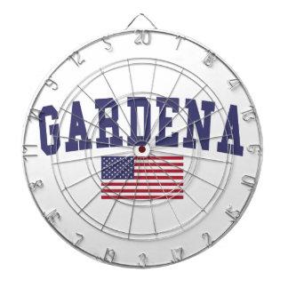 Gardena US Flag Dart Board