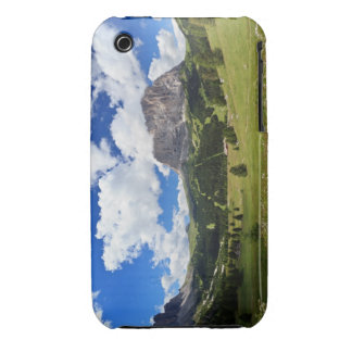 Gardena valley and Sassolungo mount Case-Mate iPhone 3 Case