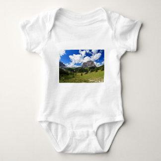Gardena valley and Sassolungo mount Shirt
