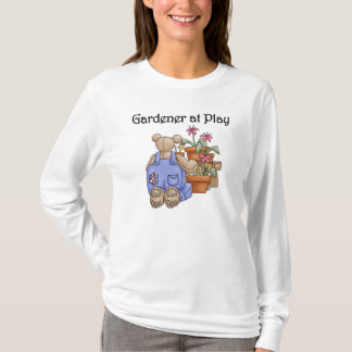 Gardener at Play T-Shirt