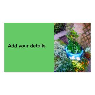 Gardener Bussiness card