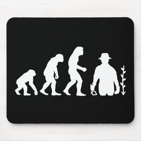 Gardener Evolution Mouse Pad