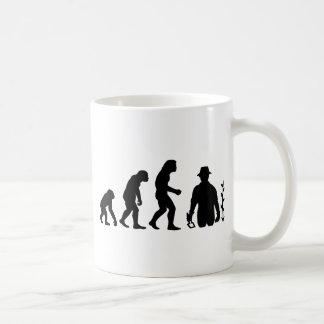 Gardener Evolution Mug