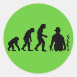 Gardener Evolution Stickers