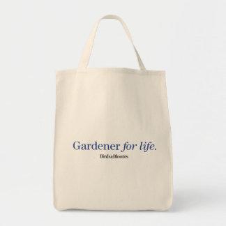 Gardener for Life Tote Bag