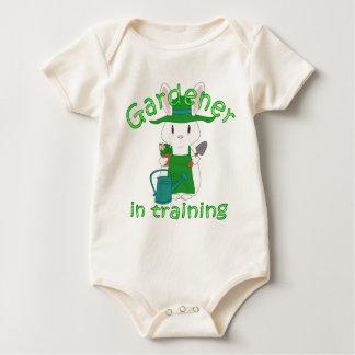 Gardener in Training Baby Shirt