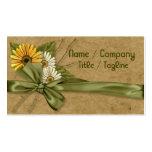 Gardener´s Delight Business Card Templates