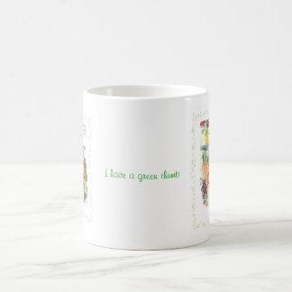 Gardener Teddy Bear Coffee Mug