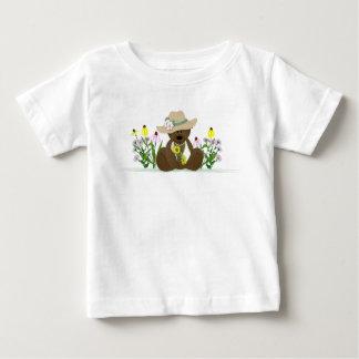 Gardener Teddy Bear Toddler T-shirt
