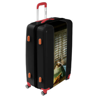 Gardener - The potters shed Luggage