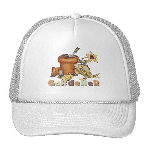 Gardener Tshirts and Gifts Trucker Hat