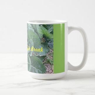 Gardener's Coffee Break Mug