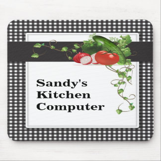 Gardener's Computer Mouse Pad