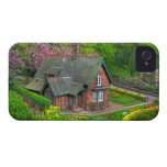 Gardener's cottage iPhone 4 Case-Mate case