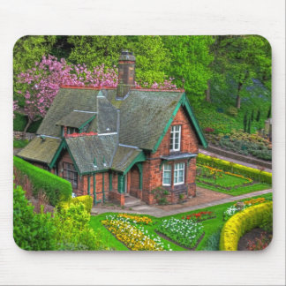 Gardener's Cottage Mouse Pad