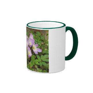 Gardener's cuppa ringer coffee mug