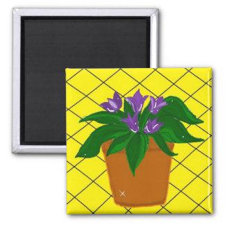 Gardener's Delight - magnet