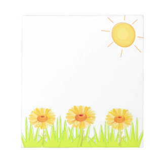Gardener's Delight Memo Note Pad