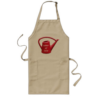 Gardeners Labor Of Love Long Apron