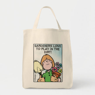 Gardeners Love Canvas Bags