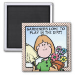 Gardeners Love To... Magnets