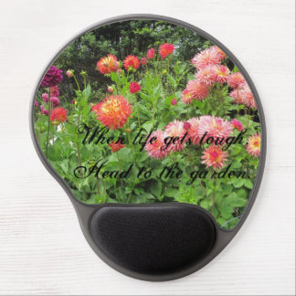 Gardener's Mouse Pad Gel Mouse Pad