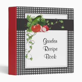 Gardeners Photo Book 3 Ring Binder