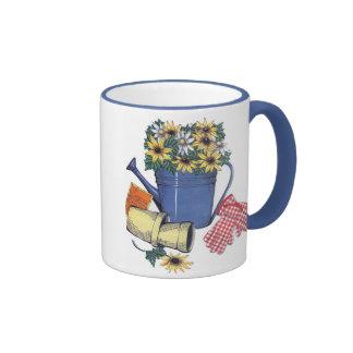 Gardener's Ringer Mug