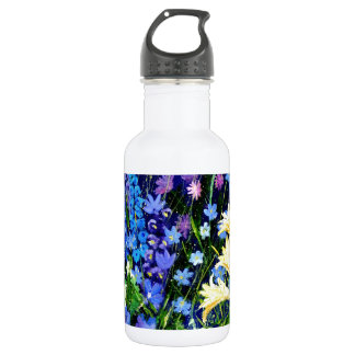 gardenflowers 563160 18oz water bottle