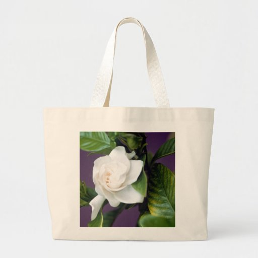 Gardenia Tote Bags