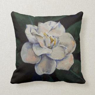Gardenia Oil Painting Pillows