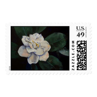 Gardenia Stamp