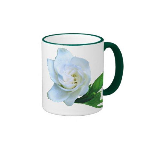 Gardenia Taza A Dos Colores