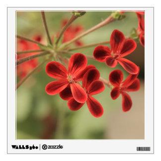 gardenia wall decal