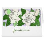 Gardenias Cards