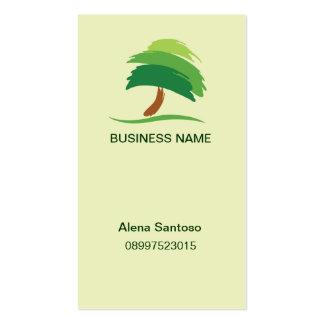 Gardening 6 business card