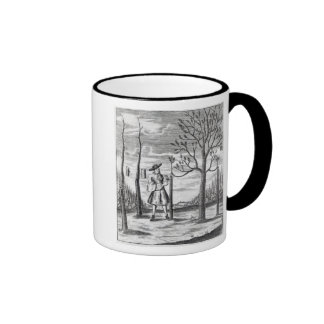 Gardening and Plant Maladies Ringer Coffee Mug