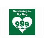 Gardening Bag Post Cards