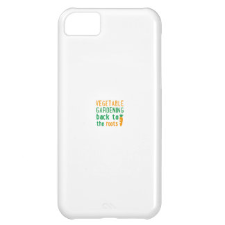 Gardening bake ton the roots cover for iPhone 5C
