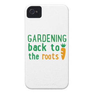 Gardening bake ton the roots iPhone 4 covers