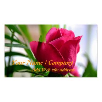 Gardening Business Card(Rose) Business Card