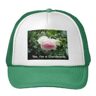 GARDENING CAP! YES IM A GARDENER - ARA YES CAPS TRUCKER HAT