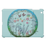 Gardening Circle iPad Mini Case