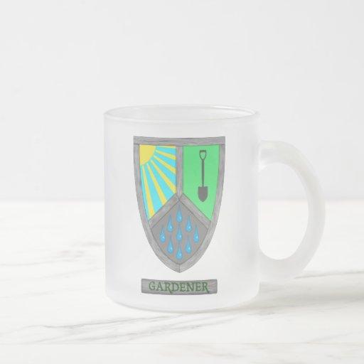 Gardening Coat of Arms Mug