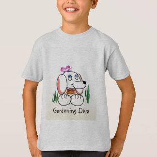 Gardening Diva T-Shirt