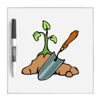 Gardening Dry-Erase Whiteboard