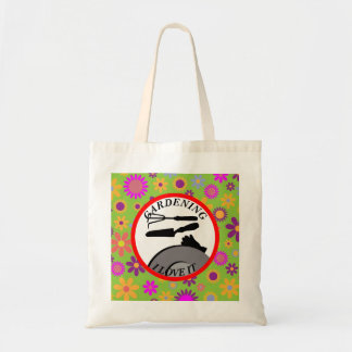 Gardening Flowers and Dreams Tote Bag