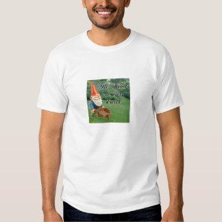 Gardening Gnome Tee Shirt