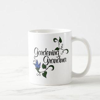 Gardening Grandma Coffee Mug
